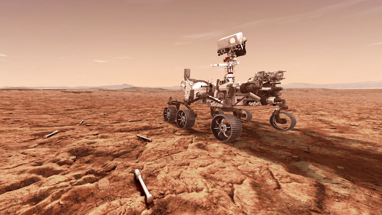 NASA'nın Perseverance gezgini