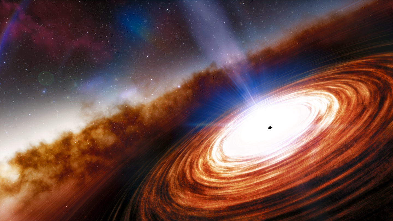 The most ancient supermassive black hole is bafflingly big - TechnoCodex