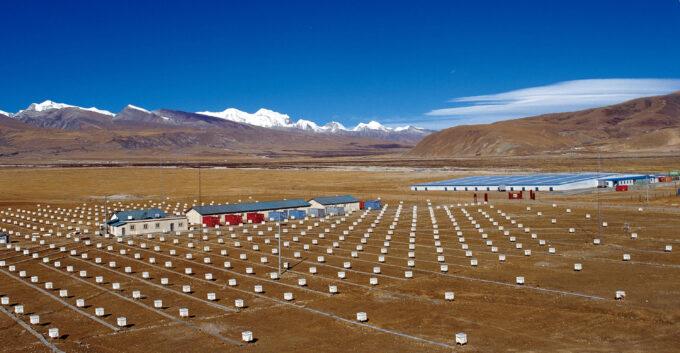 Tibet AS-gamma experiment