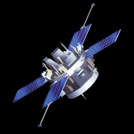 ACE satellite illustration