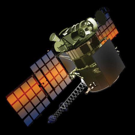 DSCOVR satellite illustration