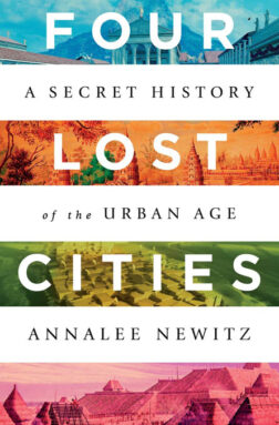 Four Lost Cities cover