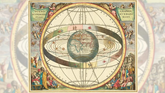 Ptolemaic model of planets