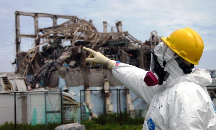 Fukushima nuclear power plant disaster aftermath