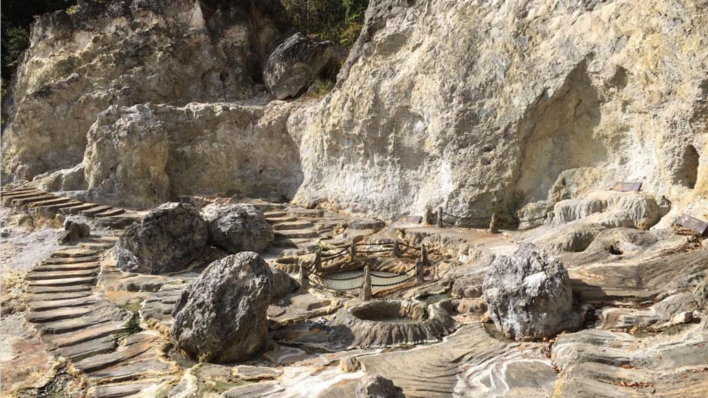 Tengchong Yunnan hot springs in China
