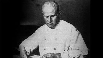 Hans Berger, inventor of the electroencephalogram