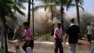2004 tsunami in Thailand