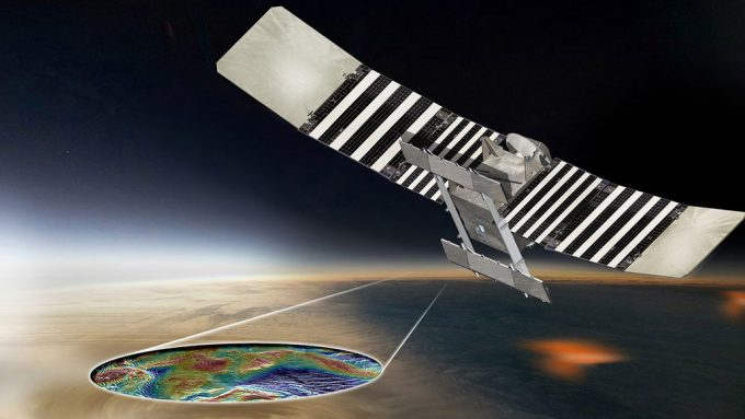 NASA's orbiter VERITAS