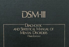 the cover of the DSM