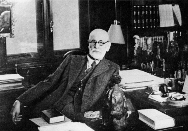 Pic of Freud