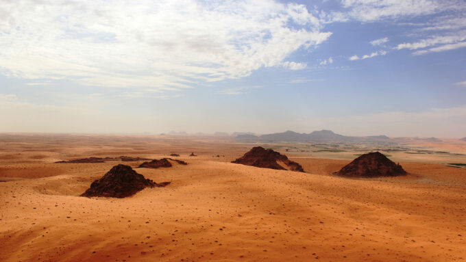 Jubbah oasis